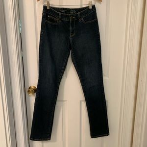 The Limited Simply Straight Denim Jeans sz6